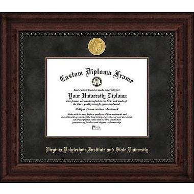 Campus Images NCAA Virginia Tech University Executive Diploma Picture Frame