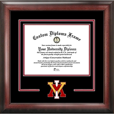 Campus Images NCAA VMI Keydets Spirit Diploma Picture Frame