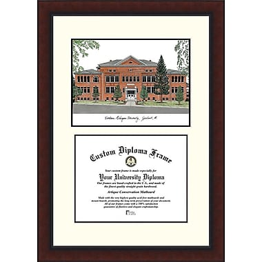 Campus Images NCAA Eastern Michigan University Legacy Scholar Diploma Picture Frame