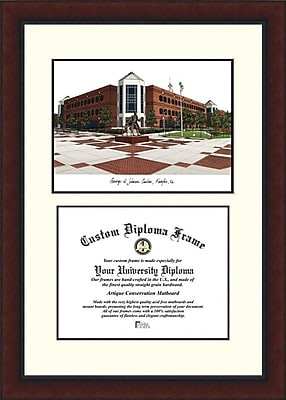 Campus Images NCAA George Mason University Legacy Scholar Diploma Picture Frame