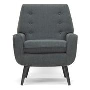Wholesale Interiors Baxton Studio Levison Modern Armchair