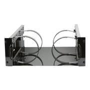 Rocstor® Pro-M RM-DUAL 4U Black Mounting Bracket for Mac Pro