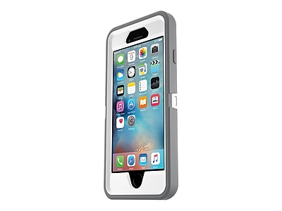 OtterBox® Defender Series Pro Pack Case for Apple iPhone 6/6s, Glacier (77-52830)