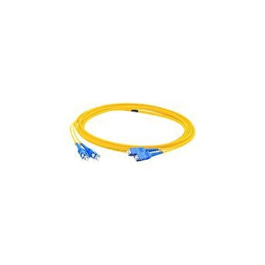 AddOn 7m Single-Mode fiber (SMF) Duplex SC/SC OS1 Yellow Patch Cable