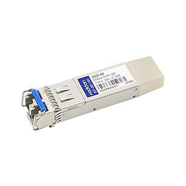 Extreme Networks® 10302 Compatible TAA Compliant 10GBase-LR SFP+ Transceiver (SMF, 1310nm, 10km, LC, DOM)