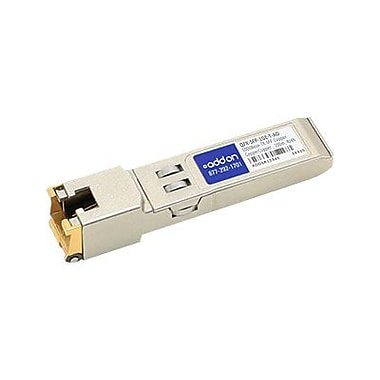 Juniper Networks® QFX-SFP-1GE-T Compatible TAA Compliant 1000Base-TX SFP Transceiver (Copper, 100m, RJ-45)