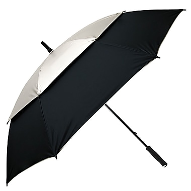 Natico Vented UV Golf or Beach Umbrella 62