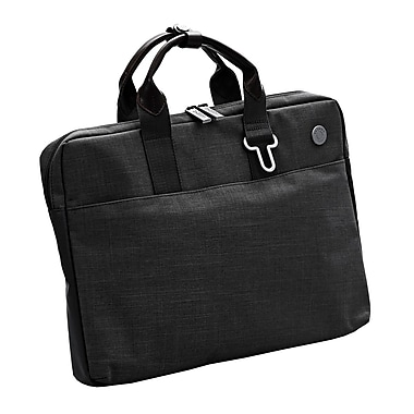 Natico Lifestyle Legal Size Brief Case Dark Grey (60-CL06B)