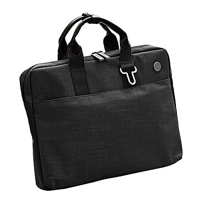 Natico Lifestyle Legal Size Brief Case Dark Grey (60-CL06B)