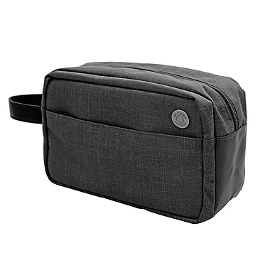 Natico Lifestyle Toiletry Bag Dopp Kit Dark Grey (60-CL10B)
