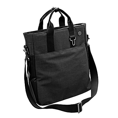 Natico Lifestyle Vertical Tote Bag Dark Grey (60-CL19B)