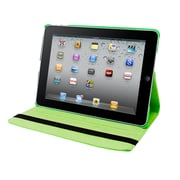 "Natico iPad Pro Faux Leather 360 Degrees Rotating Case 12.90"" Green (60-IPRO-360-GN)"