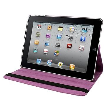 Natico iPad Mini 4 Faux Leather 360 Degree Rotating Case 7.9