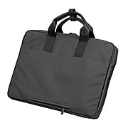 Natico Business Document Bag Dark Grey (60-ZB06)