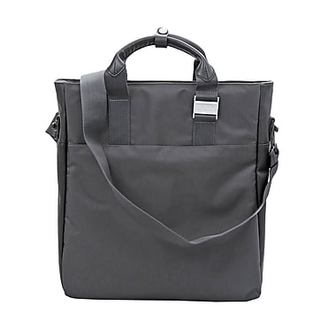Natico Business Vertical Tote Bag Dark Grey (60-ZB19)