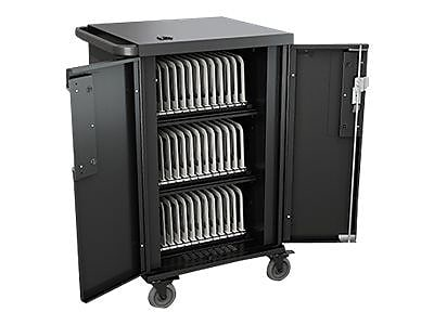 Bretford® CoreX 3-Shelf Charging Cart for Notebook (TCOREX36)