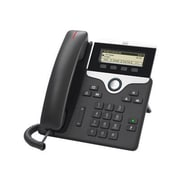 Cisco™ Wired IP Phone, Black (CP-7811-K9=)