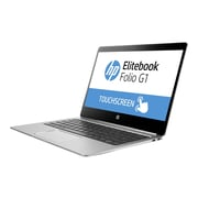 "HP® EliteBook Folio G1 touch 12.5"" Touchscreen Ultrabook, LED, Intel m7-6Y75, 256GB SSD, 8GB RAM, WIN 10 Pro, Silver"