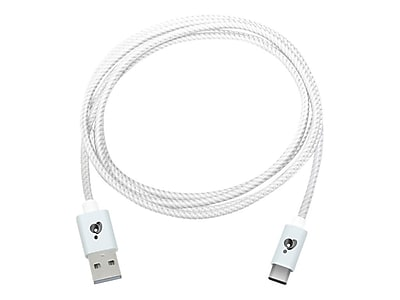Iogear Charge & Sync Flip Pro 6.5' USB Male/Male Data Transfer Cable