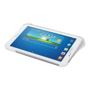 "Samsung EF-BT280PWEGUJ Synthetic Leather Book Cover for 7"" Galaxy Tab A Tablet, White"