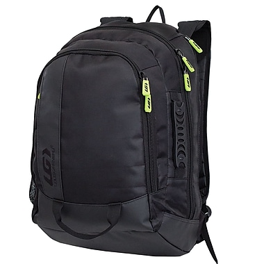 Louis Garneau Extreme Sport Backpack, Black (E16124bk)
