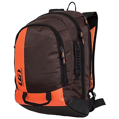 Louis Garneau Extreme Sport Backpack, Brown and Orange (E16124or)