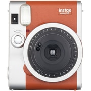 Fujifilm Instax® Mini 90 Classic Instant Camera (brown)