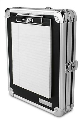 Vaultz® Locking Mini Storage Clipboard, 5