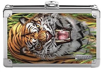 Vaultz® Locking Lenticular Pencil Box, 5.5