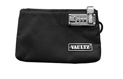 Vaultz® Locking Zipper Pouch, 5