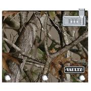 """Vaultz® Locking Binder Pouch, 8"""" x 10"""", Next Camo (VZ00479)"""
