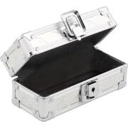 Vaultz® Locking Sports Sunglass Case, Treadplate (VZ00722)