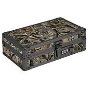"""Vaultz® Locking Utility Box, 5.5"""" x 8.25"""" x 2.5"""", Next Camo (VZ00860)"""