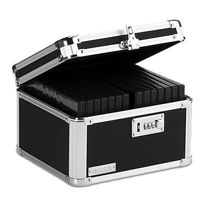 Vaultz® Locking DVD and Video Game Lock Box, 9.25