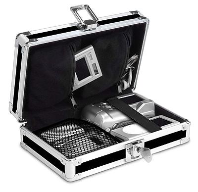 Vaultz® Locking Gadget Box, 5.5