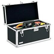 Vaultz® Locking Tool Box, Black (VZ01271)