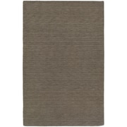 StyleHaven Transitional Solid Shag 100% Wool 5' X 8' Green Area Rug (WANO271055X8L)