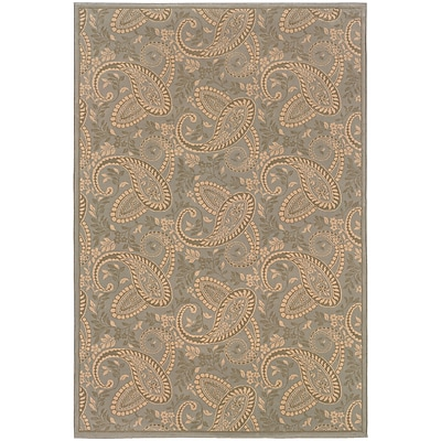 StyleHaven Transitional Paisley Polypropylene 6'7
