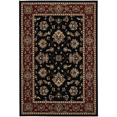 StyleHaven Traditional Floral Polypropylene 5'3
