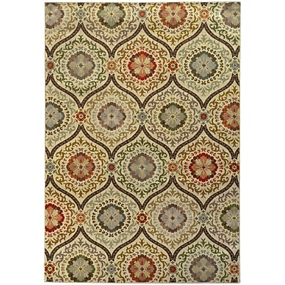 StyleHaven Transitional Panel Lattice Nylon/Polypropylene 5'3