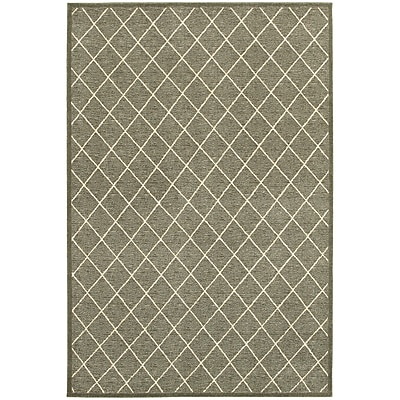 StyleHaven Transitional Lattice Polypropylene/ Polyester 7'10