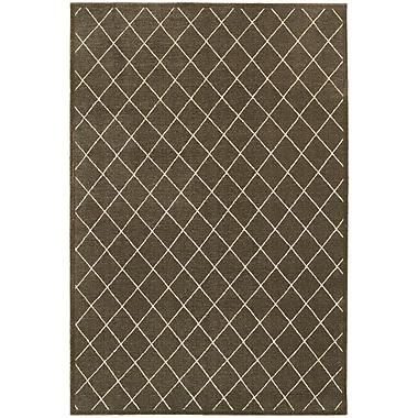 StyleHaven Transitional Lattice Polypropylene/ Polyester 3'10