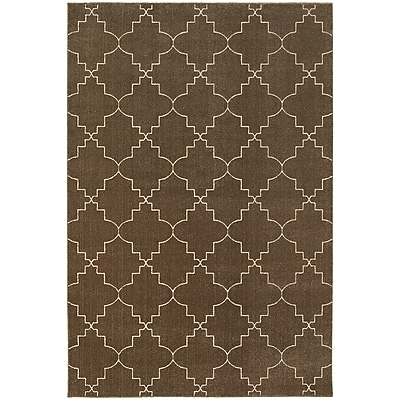 StyleHaven Lattice Polypropylene/ Polyester 3'10