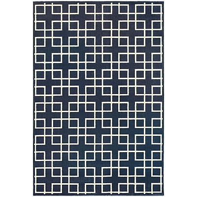 StyleHaven Lattice Polypropylene/ Polyester 7'10