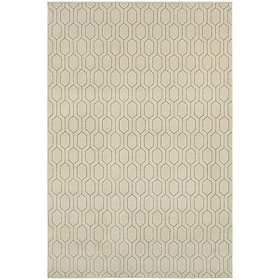 StyleHaven Transitional Lattice Polypropylene/ Polyester 6'7