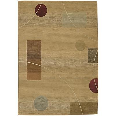 StyleHaven Contemporary Geometric Polypropylene 6'7