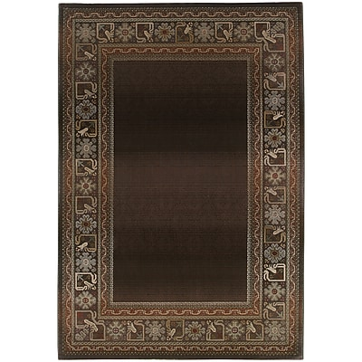 StyleHaven Transitional Border Polypropylene 7'10