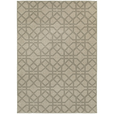StyleHaven Transitional Lattice Polypropylene 6'7