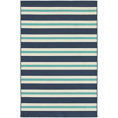 StyleHaven Outdoor Stripe Polypropylene 7'10
