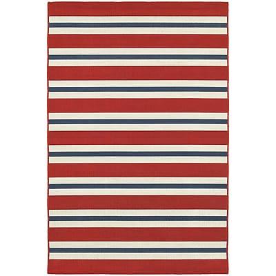 StyleHaven Outdoor Stripe Polypropylene 3'7